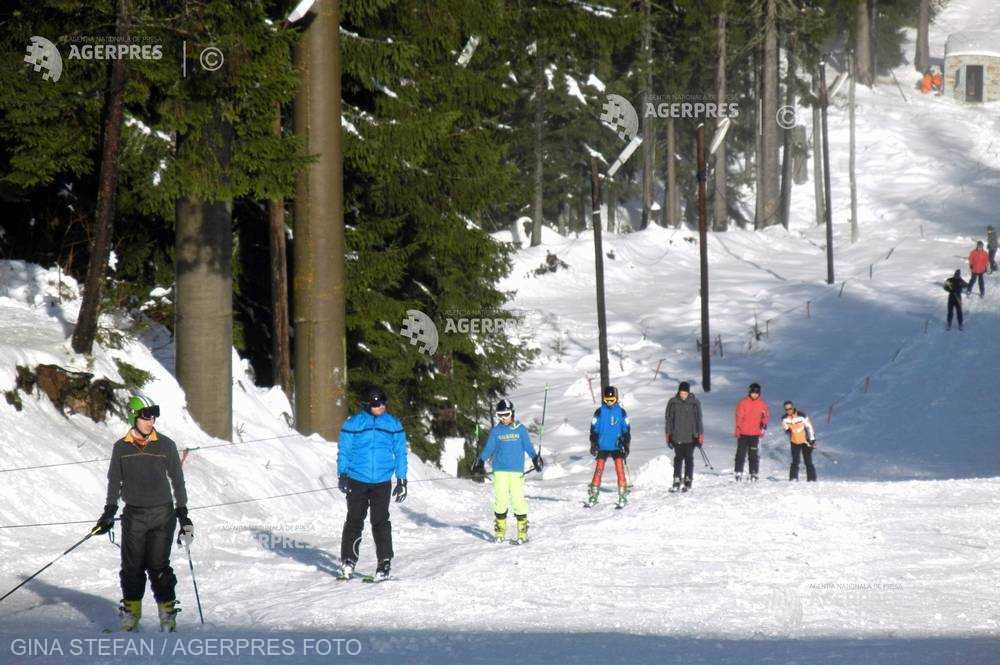 Harghita: Sezonul de schi a început în judeţ; se shiază la Topliţa şi urmează să se deschidă pârtiile şi din alte zone