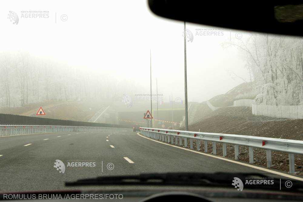 ANM: Cod galben de vânt puternic în 8 judeţe din zona Moldovei şi ceaţă în 5 judeţe din Transilvania