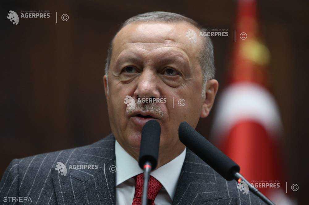 Preşedintele Erdogan desfiinţează criticile internaţionale generate de anularea rezultatului scrutinului municipal din Istanbul
