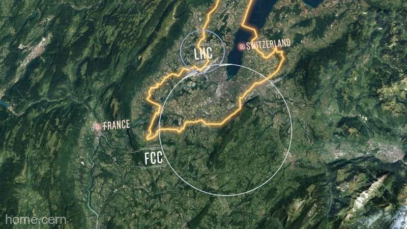 CERN plănuieşte să construiască un accelerator de particule cu diametrul de 100 de kilometri