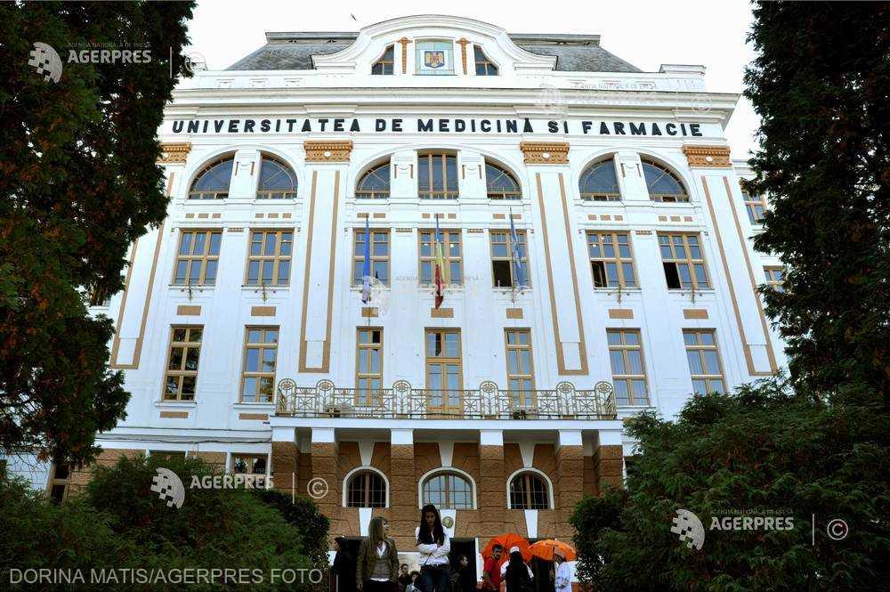 Centru high-tech de predare şi evaluare a studenţilor, la UMFST Târgu Mureş