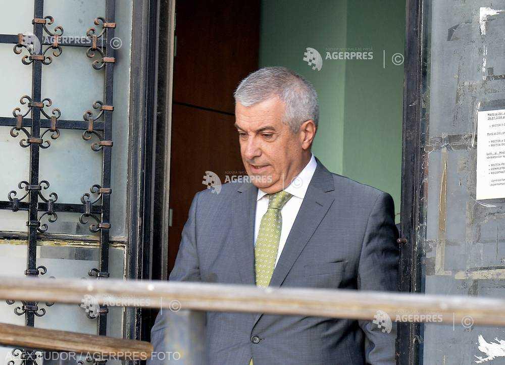 Călin Popescu Tăriceanu - achitat în dosarul în care e acuzat de mărturie mincinoasă