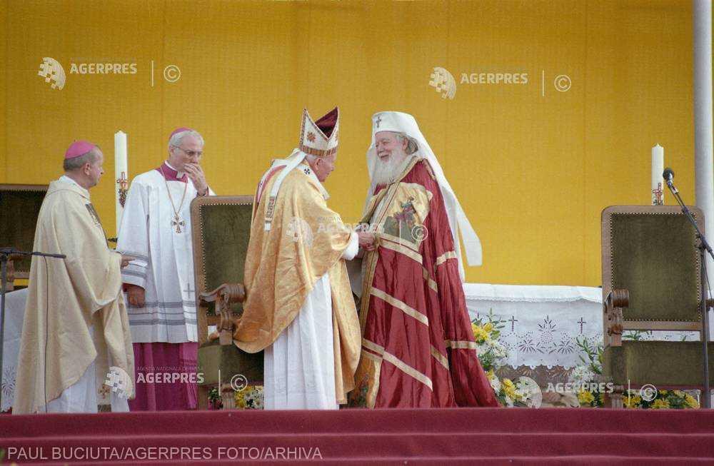 20 de ani de la vizita în România a papei Ioan Paul al II-lea: Ultima zi - 9 mai 1999