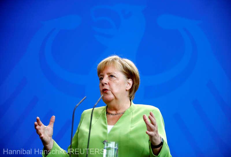 Angela Merkel respinge posibilitatea modificării frontierelor în Balcani
