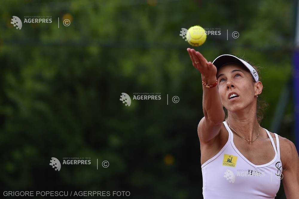 Tenis: Buzărnescu, învinsă în primul tur la Hobart (WTA); Niculescu şi Olaru, calificate în sferturi, la dublu