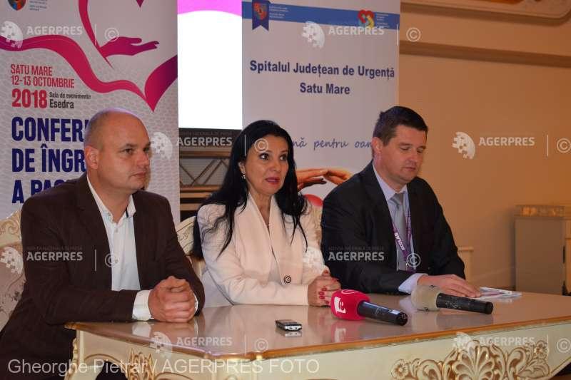 Satu Mare: Ministrul Sănătăţii susţine că este nevoie de cardiologie intervenţională la Spitalul Judeţean