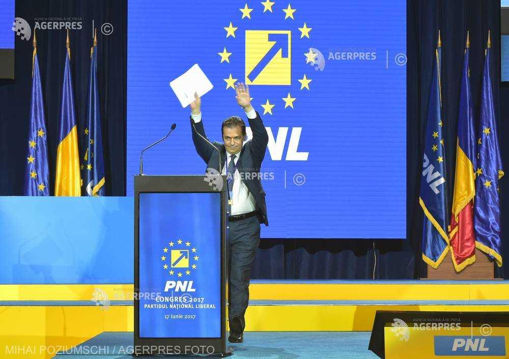 RETROSPECTIVĂ 2017 PNL - de la preşedinte interimar la preşedinte ales şi opoziţie la