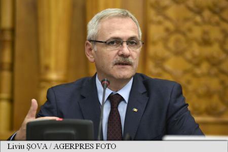 Dragnea susține că Iohannis îl ajută pe Băsescu în Parlament, pentru a avea o majoritate