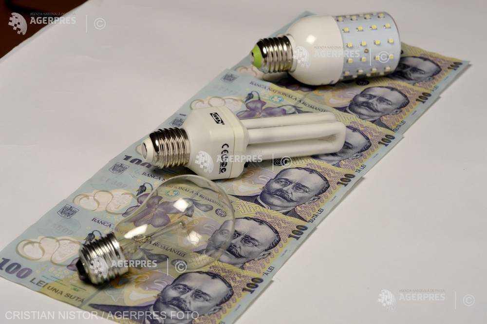 Preţul electricităţii pe bursă a depăşit 300 de lei/MWh; România are cele mai mari tarife din regiune