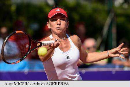 Tenis: Simona Halep, în continuare pe locul doi în clasamentul WTA; a coborât pe doi în WTA Race