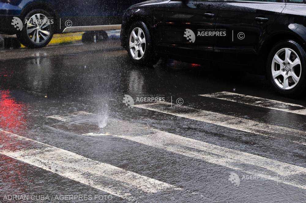 ANM: Informare de ploi moderate moderate cantitativ şi instabilitate atmosferică valabilă de joi după-amiaza până luni dimineaţa