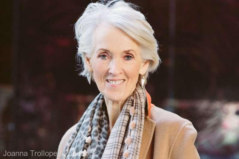 O PERSONALITATE PE ZI: Scriitoarea Joanna Trollope