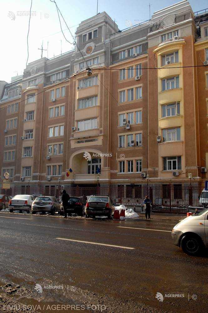 Şeful Poliţiei Capitalei, Mihai Voicu, eliberat din funcţie