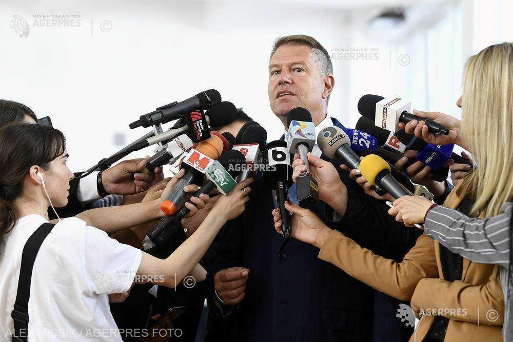 #europarlamentare2019/ Iohannis, de Ziua Românilor de Pretutindeni: Diaspora votează pentru viitorul României