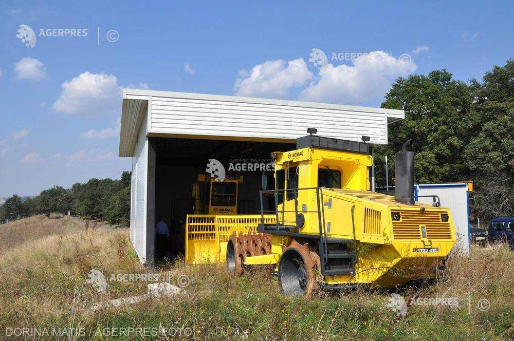 Mureş: Depozitul ecologic zonal de la Sânpaul va primi 2000 de tone de deşeuri pe lună de la municipiul Cluj-Napoca