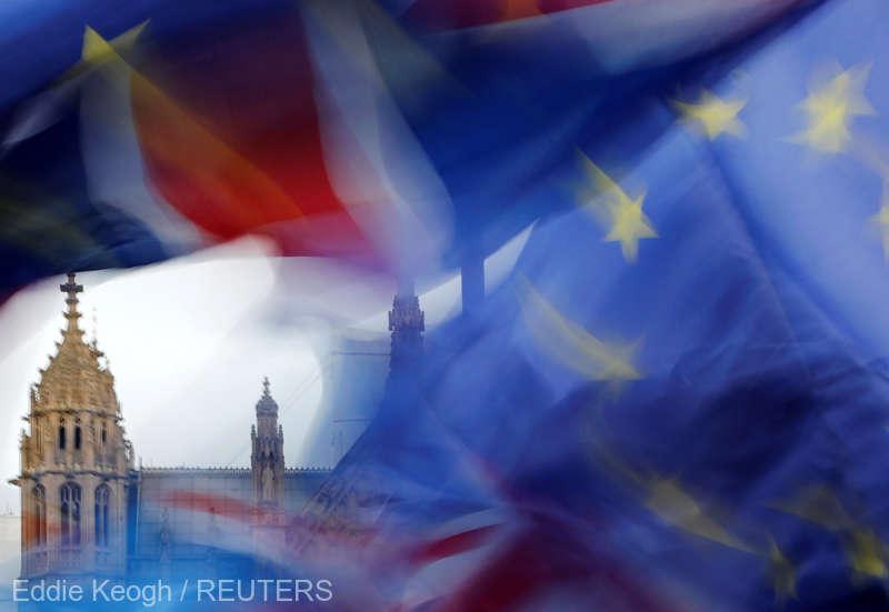 Britanicii ar vota cu o marjă de 12 procente pentru rămânerea în UE la un nou referendum (sondaj)