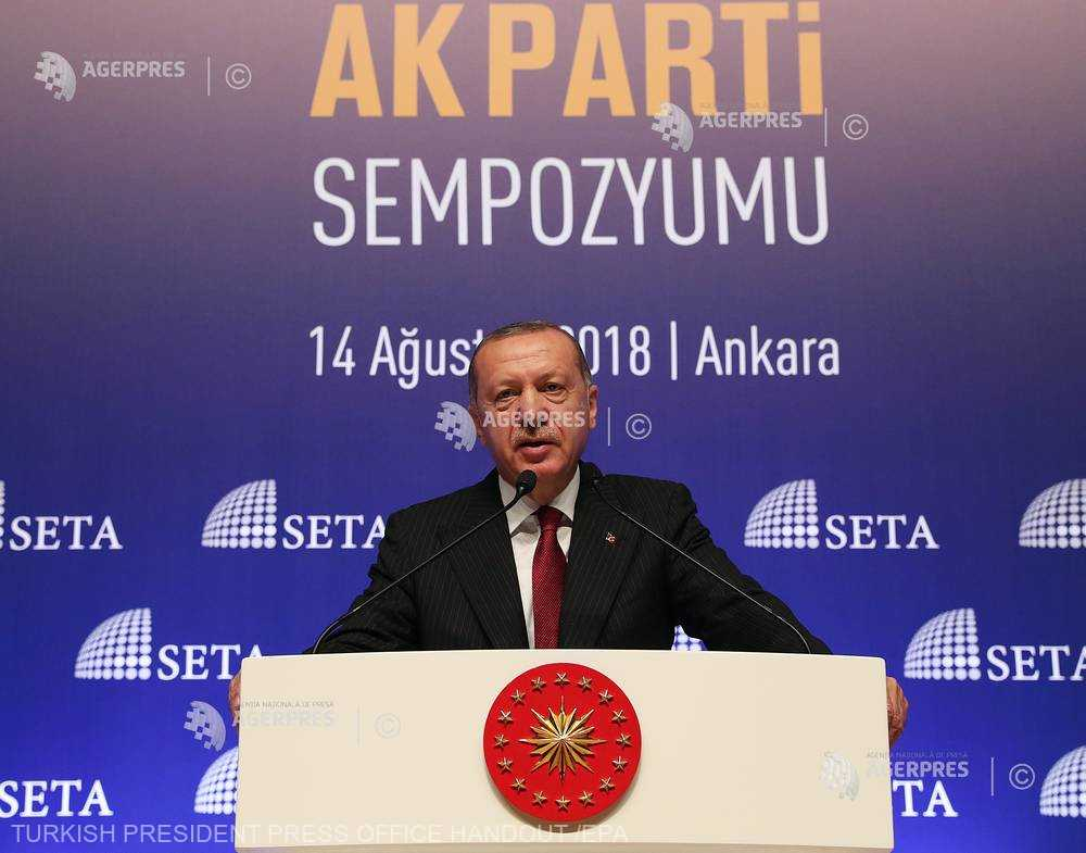 Turcia ''va boicota'' aparatele electronice americane (Erdogan)