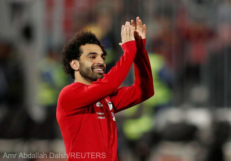 Fotbal: Egipteanul Mohamed Salah, desemnat cel mai bun jucător african al anului 2018 (CAF)