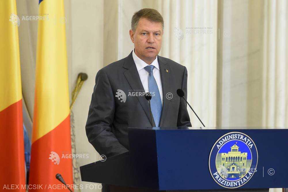 Iohannis: Faptul că ministrul Apărării se adresează în contencios cu ierarhia militară - un demers inoportun, riscant