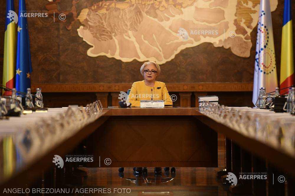Dăncilă: Acordăm voucherele de vacanţă de 1.450 de lei angajaţilor din sistemul public şi în următorii doi ani