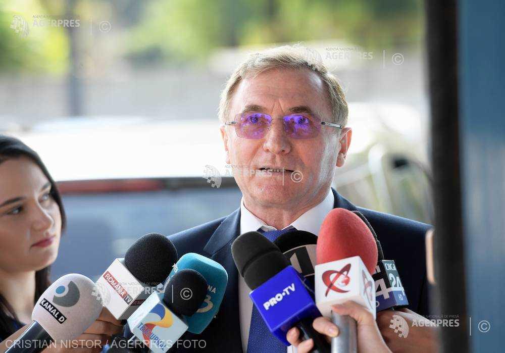 Augustin Lazăr în mesajul la încheierea mandatului: Obiectiv îndeplinit - soluţionarea dosarelor istorice