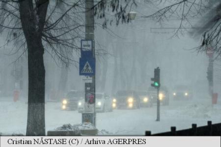 Cod galben de vânt puternic în Moldova, Dobrogea și în nord-estul Munteniei