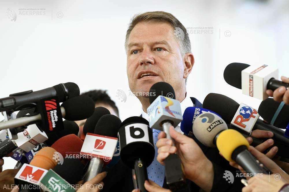 #europarlamentare2019/ Iohannis: Solicit autorităţilor să găsească de urgenţă soluţiile ca toţi românii să poată vota astăzi