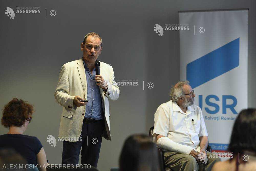Alexandrescu (USR): Am trimis raportul despre copiii din centrele de plasament prim-ministrului Dăncilă; niciun răspuns