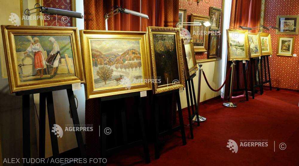 Grigorescu rămâne lider în topul celor mai bine vânduţi artişti la licitaţiile din România
