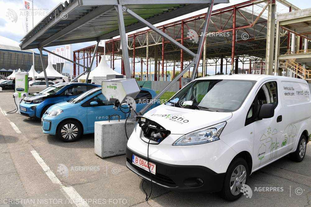 Vânzările de autoturisme ecologice noi au crescut cu 83,02%, în primele patru luni din 2018