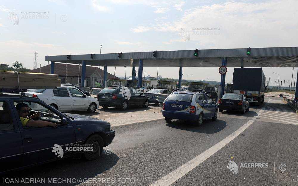 CNAIR: Taxa de pod poate fi achitată până la sfârşitul zilei următoare trecerii
