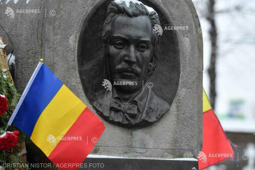 O PERSONALITATE PE ZI: Poetul Mihai Eminescu