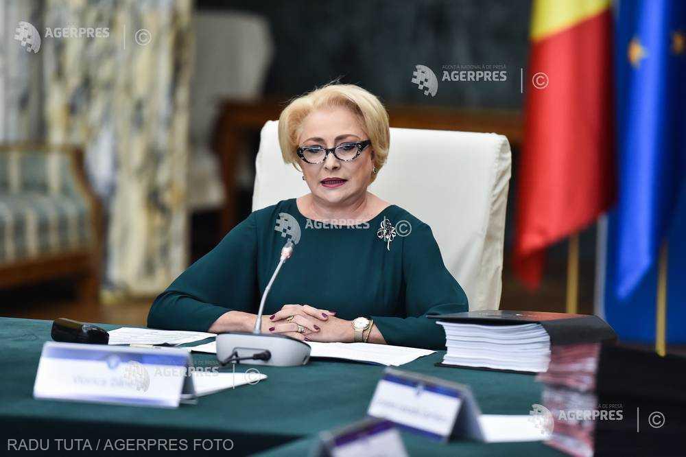 Dăncilă: Am stabilit la nivelul Guvernului menţinerea, în 2019, a voucherelor de vacanţă, în valoare de 1.450 de lei