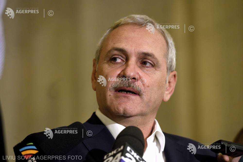 Dragnea susţine că PSD va promova o lege care sancţionează persoanele care defăimează România în străinătate