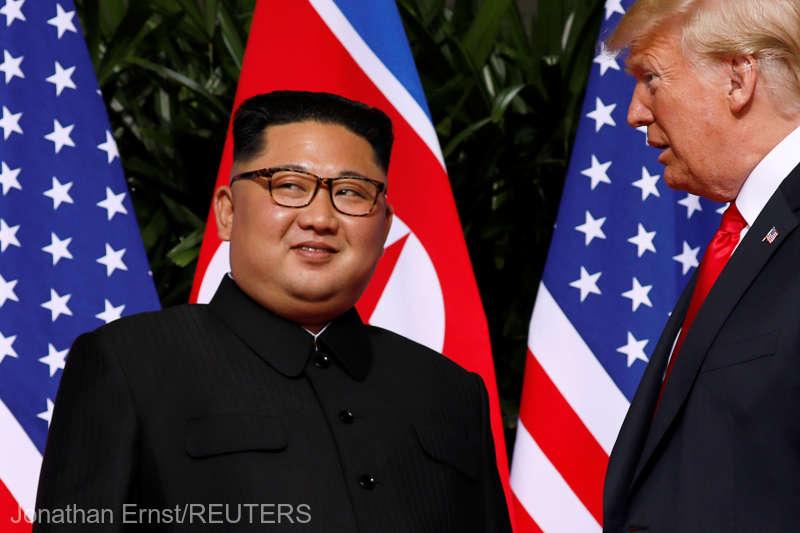 Trump susţine că şi-a creat o 'legătură foarte specială' cu 'foarte inteligentul' lider nord-coreean
