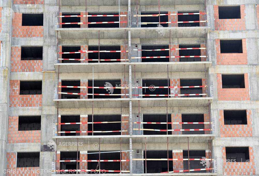 INS: Investiţiile în lucrări de construţii noi au depăşit 36 miliarde lei, în 2018