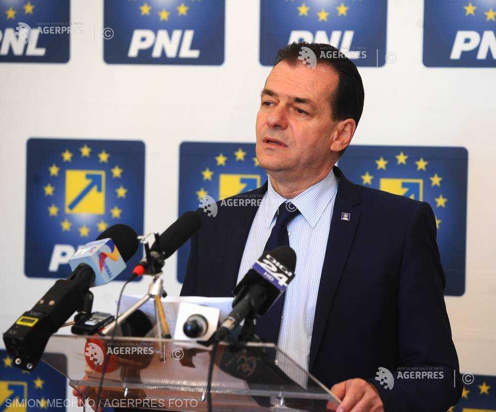 Ludovic Orban: PNL va depune săptămâna viitoare moţiunea împotriva ministrului Sănătăţii