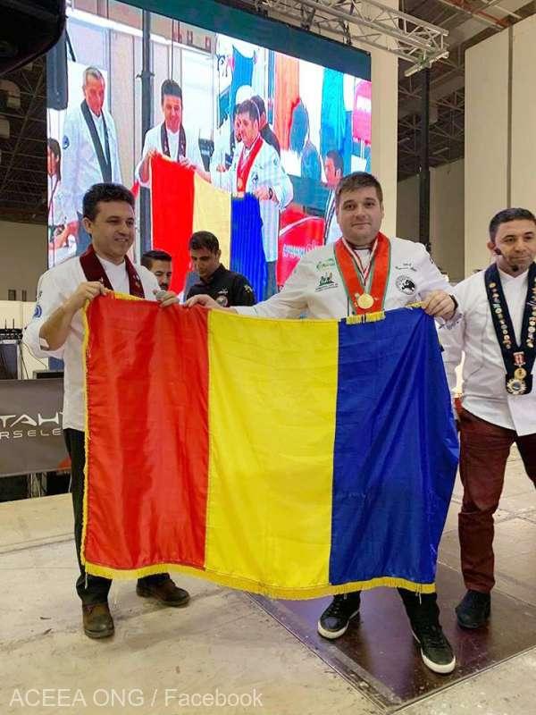 Iaşi: Doi bucătari români, medaliaţi cu aur într-un concurs internaţional din Turcia