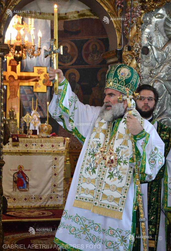 Ioachim, arhiepiscopul Romanului şi Bacăului: Învierea să fie imboldul de a ne trăi existenţa ca pe un dar al lui Dumnezeu