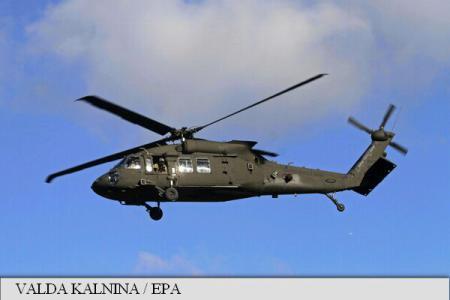 Forțele afgane au primit prima tranșă de elicoptere Black Hawk din partea SUA