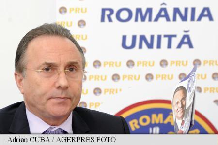 Gheorghe Nichita vrea să devină ambasadorul Iașiului în Parlament